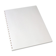 Binding paper, 19 hole punch, 20 lb, 500 sheets, white, sold as 1 package, 100 each per package