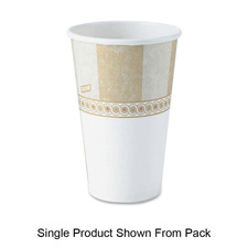 Dixie Foods Polylined Hot Paper Cups