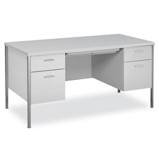 Hon Executive Double Pedestal Desk