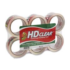 Duck Brand Heavy-Duty Clear Packaging Tape
