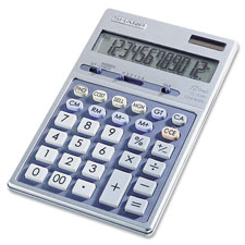 Sharp 12-Digit Semi Desktop Display Calculator