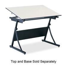 Safco PlanMaster Adj. Drafting Tabletop & Base