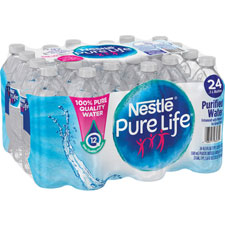 NLE 101264 Nestle Pure Life Purified Bottled NLE101264