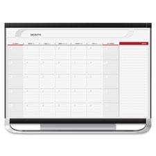 Quartet Total-Erase Monthly Wall Calendar