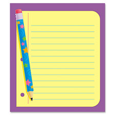 Trend Classroom Note Paper Note Pad