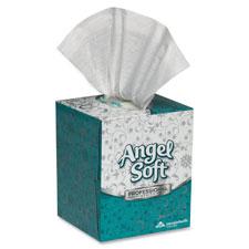 Georgia Pacific Angel Soft Facial Tissue