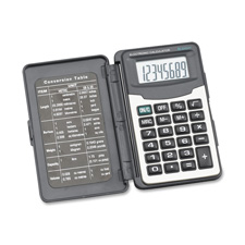 Compucessory Handheld Calculator w/Cover