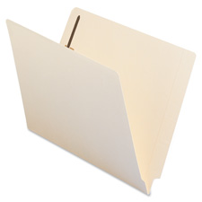 Smead Antimicrobial Protection End Tab Folders