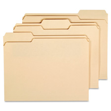 Ampad Envirotech 100% Recycled File Folders