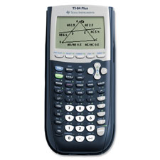 Texas Inst. TI-84 Plus Graphing Calculator