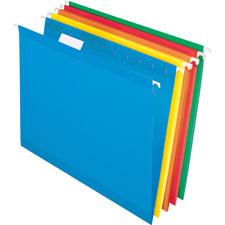 Ampad Recycled 1/5 Cut Hanging Folders