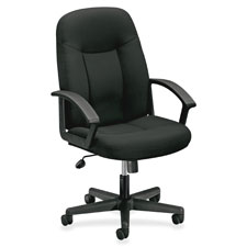 Basyx Managerial Mid-Back Swivel Chairs