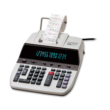Canon 14-Digit 2-Color Display Printing Calculator