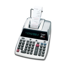 Canon 12-Digit Soft Touch Printing Calculator
