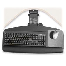 3M Corner Workstation Adjustable Keyboard Tray