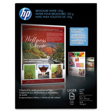 "SPR Product By Hewlett-Packard - Brochure Paper 43 lb. 97 Bright 8-1/2""x11"" 150 Matte WE at Sears.com"
