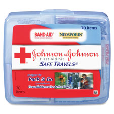Johnson Safe Travels First Aid Kit