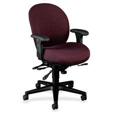Hon 7600 Executive High-Back Chair w/Seat Glide