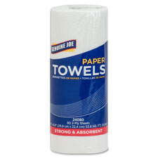 Genuine Joe 2-Ply Household Roll Towels