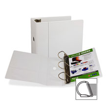 Samsill Insertable D-Ring Binders