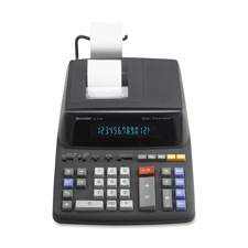 Sharp 12-Digit Printing Calculator