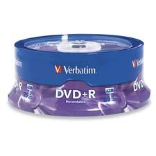 Verbatim DVD+R Spindle