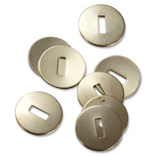 Officemate Brass Washers