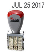 Officemate 6-Year Month/Day/Year Stamper