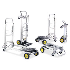 Safco Collapsible Convertible Hand Trucks