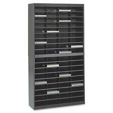 Safco 72-Compartment Literature Organizer