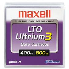Maxell LTO3 Ultrium Cartridge