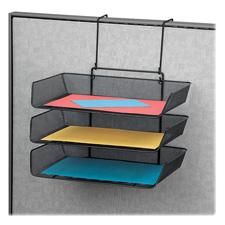 Fellowes Mesh Triple Side-loading Trays