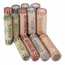Royal Sovereign Assorted Coin Wrappers