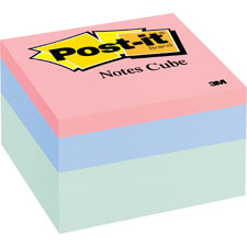 3M Post-it Purple Passion Note Cube