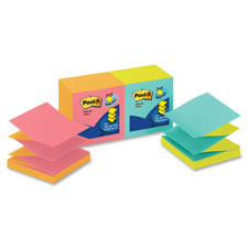 3M Post-it Neon Fusion Pop-up Refills