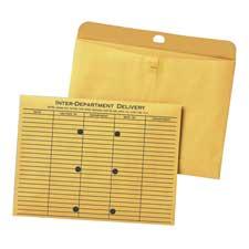 Quality Park Open Side Inter-Department Envelopes