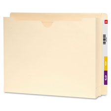 Smead End Tab Expansion File Jackets