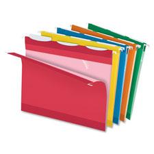 Esselte Reinforced Hanging File Folders
