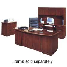 DMI Office Furn. 7210 Eclipse Coll. Desk Ensemble