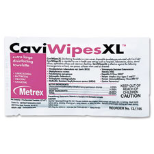 Unimed Caviwipes XL Disinfecting Towelettes