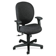Hon 7600 Series Managerial 24-Hour Mid-Back Chair