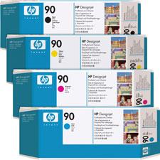 HP HP90 Printheads