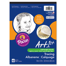 Pacon Art 1st Tracing Pad