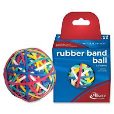 Alliance Biodegradable Rubber Band Ball