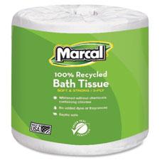 Marcal 48-Roll 2-Ply Bath Tissue
