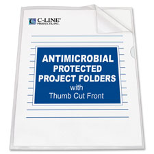 C-Line Antimicrobial Project Folders