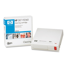 HP DLT VS160 Cleaning Cartridge