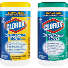 Clorox Bleach Free Disinfecting Wipes