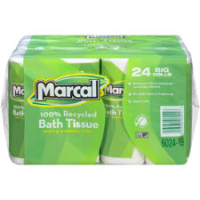 SPR Product By Marcal Paper Mills, Inc. - Bath Tissue 2-Ply 6 Packs of 4 Rolls 176 Sheets 2 White at Sears.com