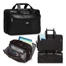 US Luggage Ballistic Nylon Comp. Case w/Ret. Strap
